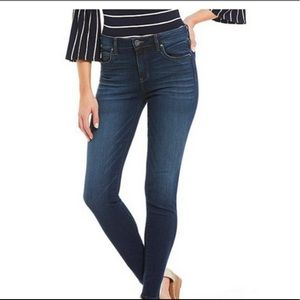 Kut from the Kloth Mia High Rise Skinny Jeans Sz 4